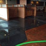 Englewood Storm Damaged Restaurant
