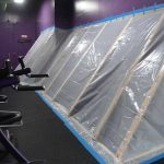 You Fit Gym experiences a sewer back up in Tampa FL.
