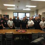Leon Valley Fire Department Cystic Fibrosis Tower Climb Sponsorship
