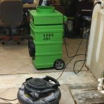 SERVPRO Technicians Use Both HEPA and Air Scrubber Technologies After Water Damage is Detected