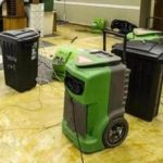 Commercial Water Damage – Beverly Hills Office