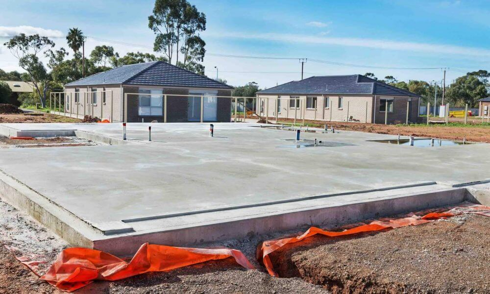 Waterproofing a slab foundation what you can do for House slab foundation