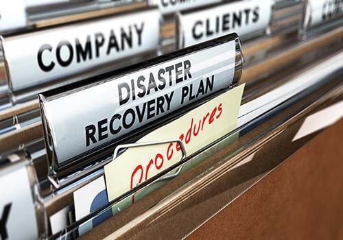 Regardless of the cause of the catastrophe, a company's very survival often depends on responding quickly and efficiently, so a carefully constructed disaster recovery plan is one asset that every business needs.