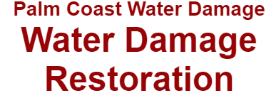 Palm Coast Water Damage Restoration