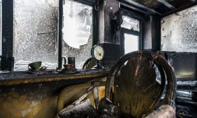 Smoke Damage: What To Do After it Happens