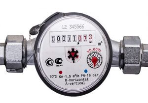 Go to your water meter and see whether it is showing that water is still being used. High water usage indicates that you presumably have a leak somewhere.