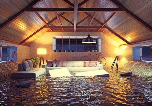 Most property owners realize that one of the most severe types of property damage to deal with is water damage.