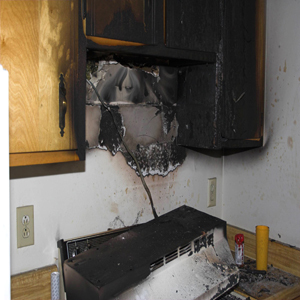 Fires can wreak havoc on a home or commercial property in a matter of seconds.
