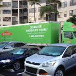 Large Condominium Water Damage - Sarasota, FL