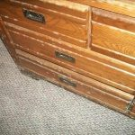 Mold Damage on Furniture in Anoka