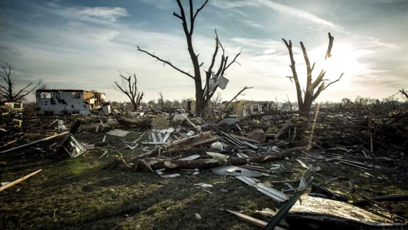 post-tornado