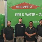 SERVPRO of Braun Station in San Antonio Production Team