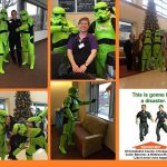 SERVPRO supports local Hospital and Community - 2