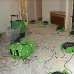Westwood Storm Damage to House