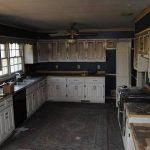 Kitchen Fire Damage in Boynton Beach