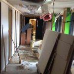 Boynton Beach Storm Damaged School