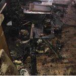 Fire Damage – Bartow Kitchen