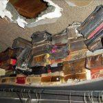 Fire Damage – Bartow Closet