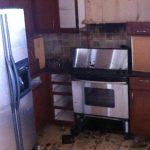 Lakeland Oven Fire Damage
