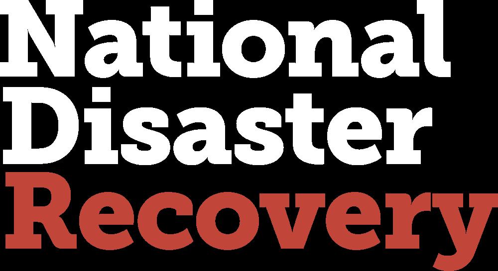 NDR_StackedText_Dark_Logo