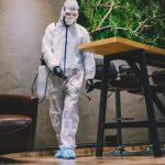 Disinfecting restaurants